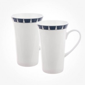 Mozart 2 Latte Mug Set