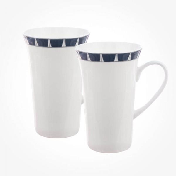 Mozart 2 Latte Mug Set