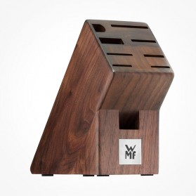 WMF Knife block wallnut