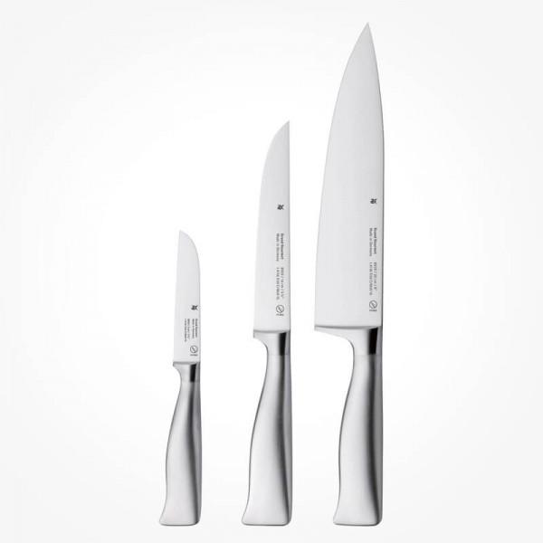 WMF Grand Gourmet 3 Piece Knife Set