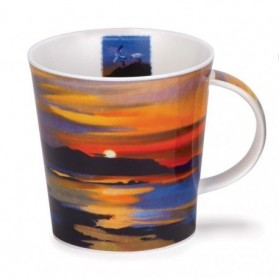 Dunoon Mugs Cairngorm RED SKIES SUNSET