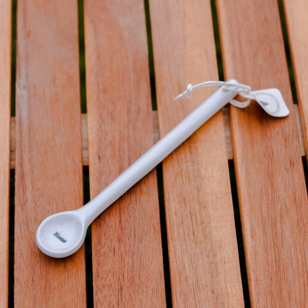 Porcelain Long Spoon Home