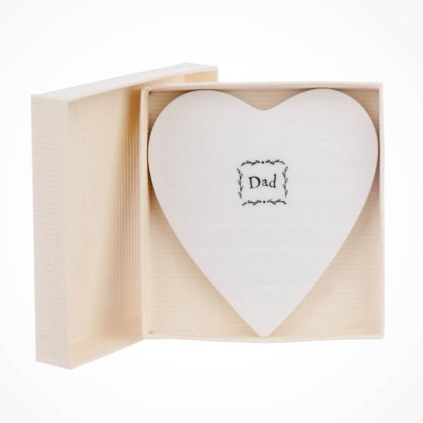 Porcelain Coaster Dad Gift Box