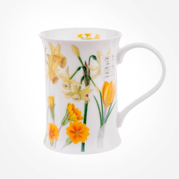 Dunoon Mugs COTSWOLD Sonata Yellow