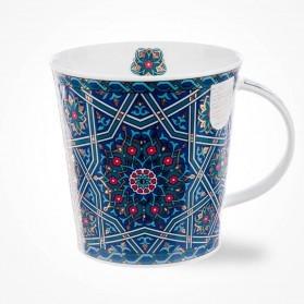 Dunoon Mugs Cairngorm Aziza Flower