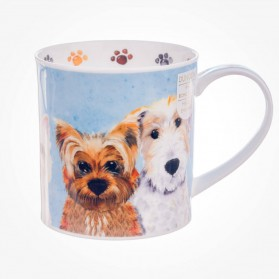 Dunoon Mug Orkney Furry Friends dogs
