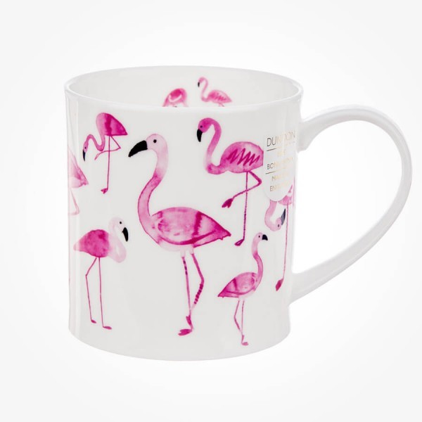 Dunoon Mug Orkney Pretty in Pink