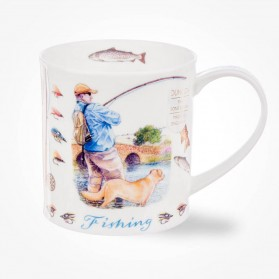 Dunoon Orkney Fishing Mug