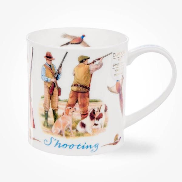 Dunoon Orkney Hunting Mug