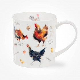 Dunoon Orkney Chickens Mug