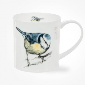 Dunoon Orkney H Longmuir Collection Bluetit