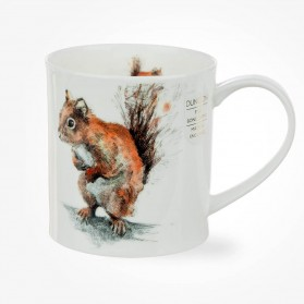 Dunoon Orkney H Longmuir Collection Red Squirrel