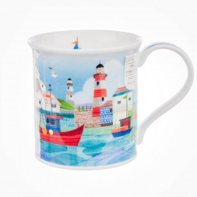 Dunoon Mugs Bute Shore Life Harbour