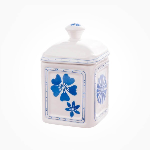 Farmhouse Touch Blueflowers Jampot
