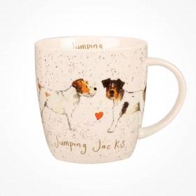 Alex Clark Jumping Jacks Mug