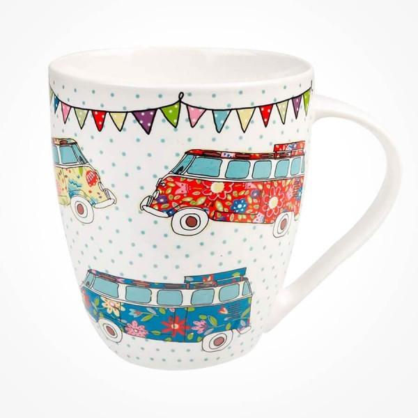 Caravan Trail Festival Campers Crush mug