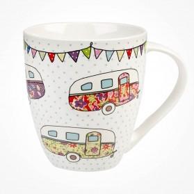 Caravan Trail Festival Caravans Crush mug