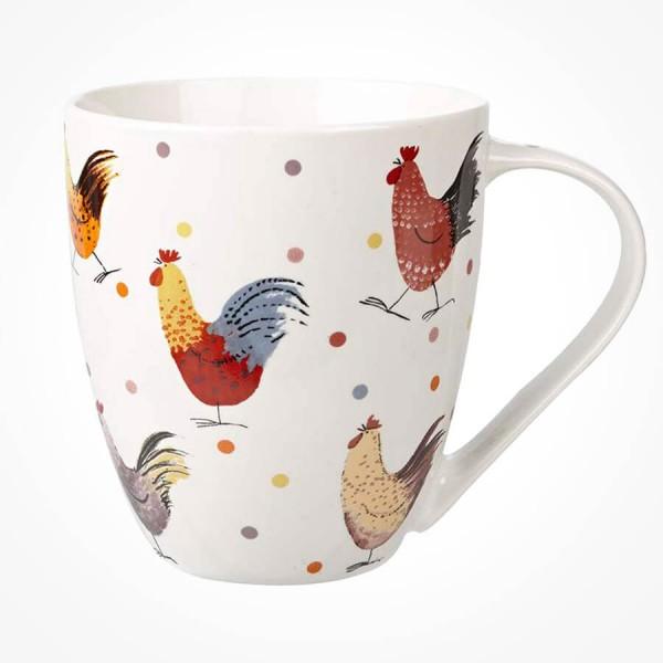 Alex Clark Rooster Crush Mug