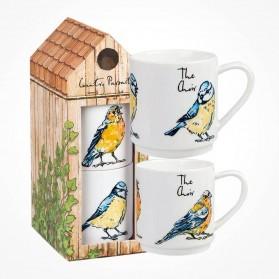 Country Pursuits The Choir Stacking Mug Set Giftbox