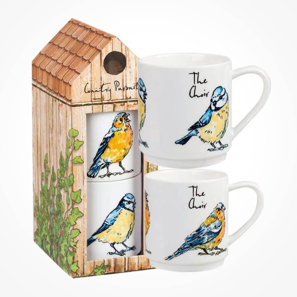 Country Pursuits Olive Mug The Game Keeper