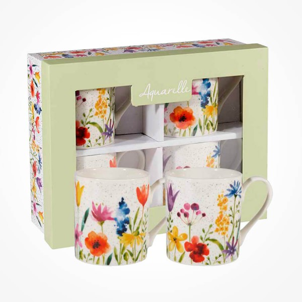 Aquarella collection Meadow Larch Giftbox set