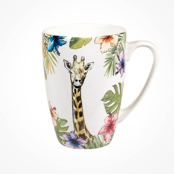 Reignforest Giraffe Rowan Mug