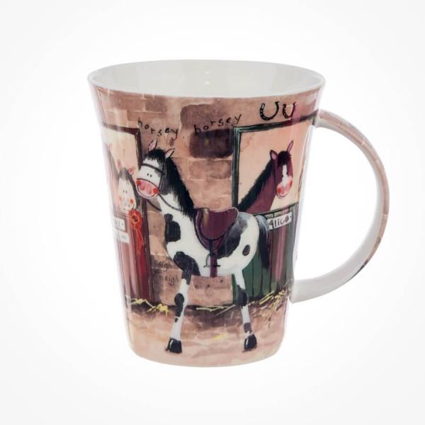 Alex Clark Ponies Assorted mugs