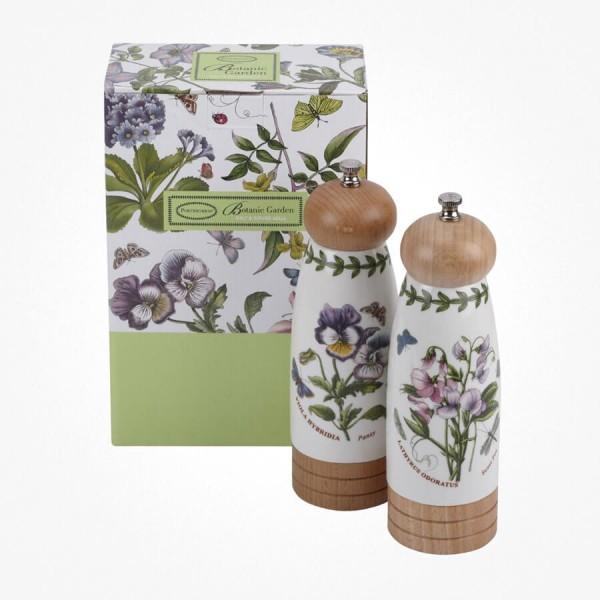 Botanic Garden Salt & Pepper Mills