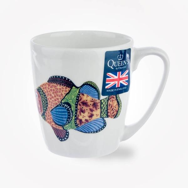 Paradise Fish Clown Fish Acorn Mug