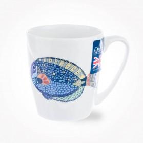 Paradise Fish Blue Tang Acorn Mug