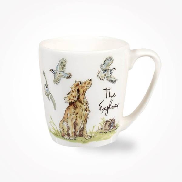Country Pursuits The Explorer Acorn Mug