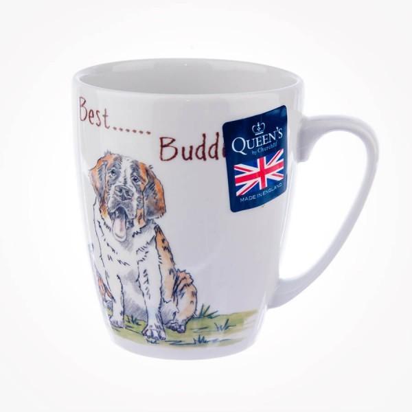 Ray of Sunshine Best Buddies Oak Mug