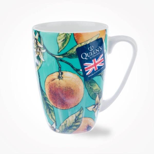 Fruits Oranges Rowan Mug Queens Couture
