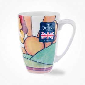 Queens Classic Sunburst Rowan Mug