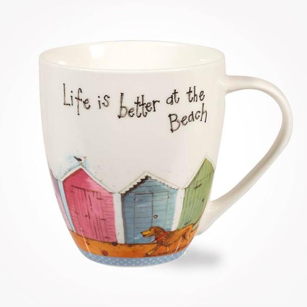 Life Is Better Crush Crush mug