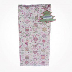 Yuletide Square 4 napkin set Sleeve