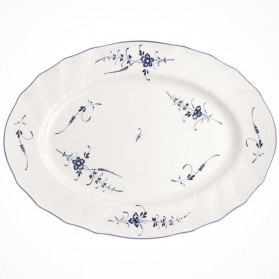 Old Luxembourg Oval Platter 43cm
