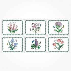 Botanic Garden Placemats Set of 6