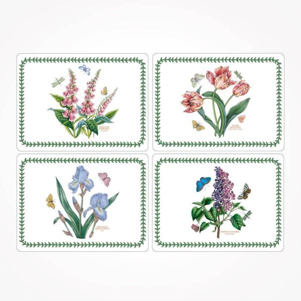Botanic Garden Placemats Set of 4