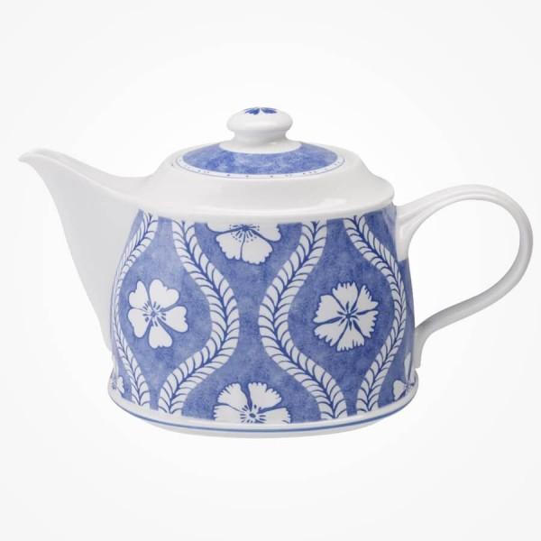 Farmhouse Touch Blueflowers Teapot 1.25L