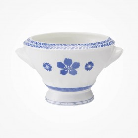 Farmhouse Touch Blueflowers Bowl