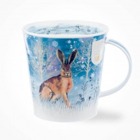 Dunoon Ceramics Cairngorm Moonbeam Hare Mug