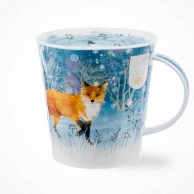 Dunoon Ceramics Cairngorm Moonbeam Fox Mug