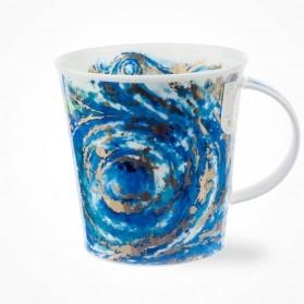Dunoon mugs Cairngorm Nebula Blue Mug