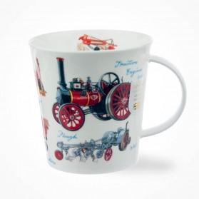 Dunoon Cairngorm Farm Machinery Mug