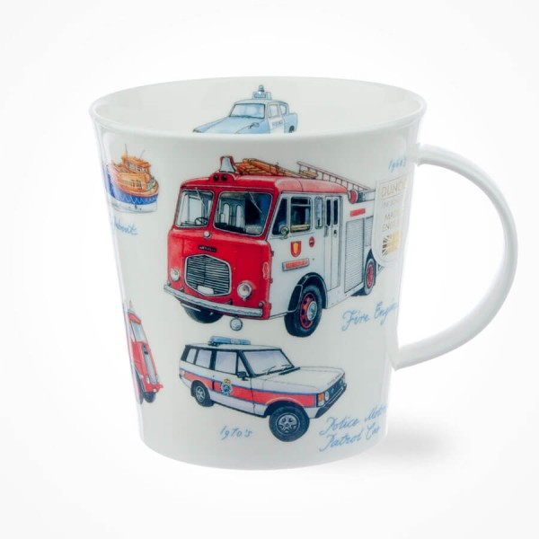 Dunoon Cairngorm Emergency Service Cairngorm Mug