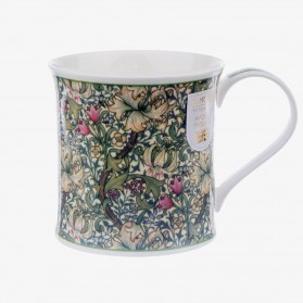 Dunoon Mugs Wessex Arts & Crafts Collection Golden Lily