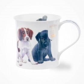Dunoon Wessex Puppies Springer Spaniel Mug