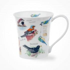 Dunoon mugs Jura Birdlife bluetit