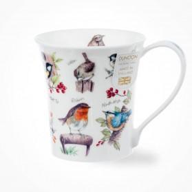 Dunoon mugs Jura Birdlife Robin